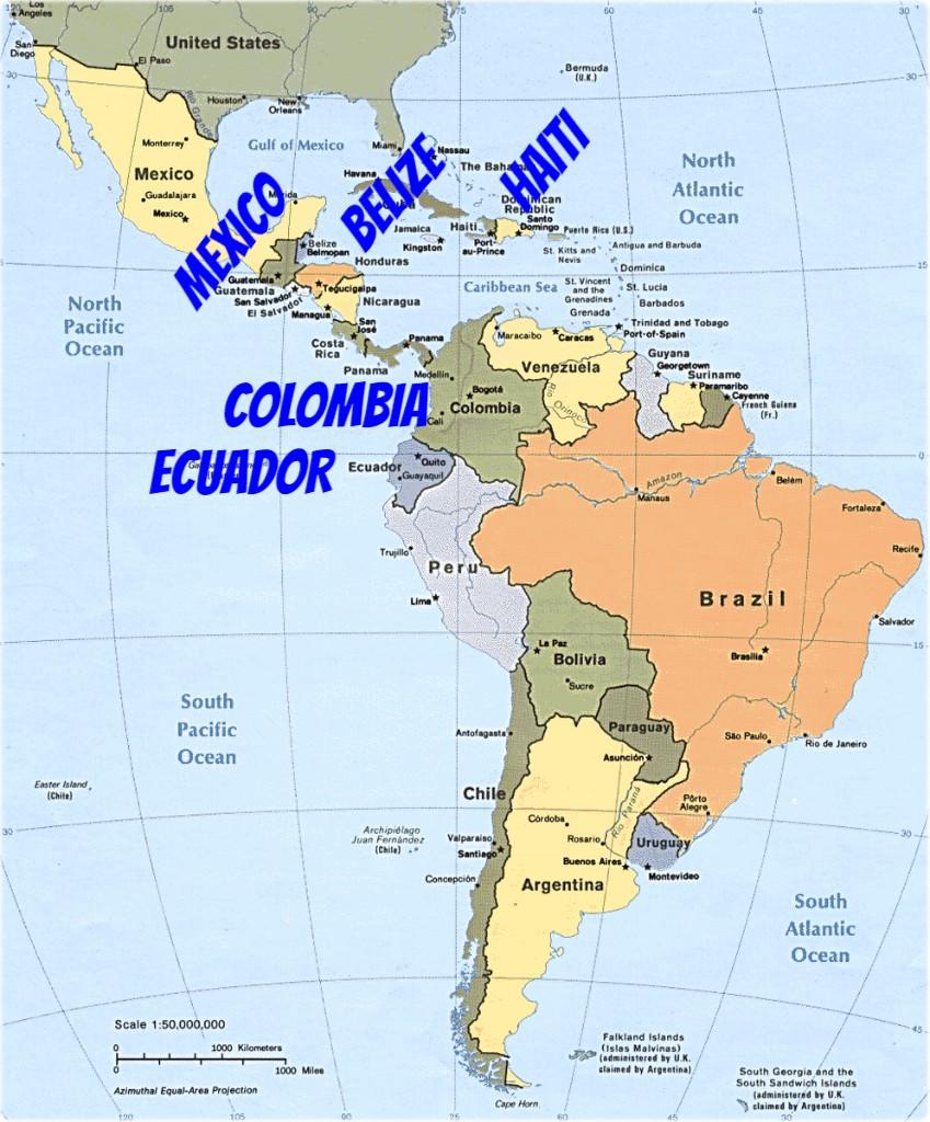 LatinAmericaandCaribbean