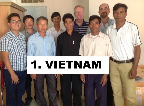 1. Vietnam