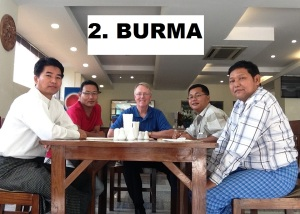 2. Burma