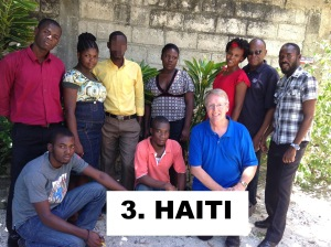 3. Haiti - pixelated